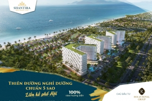 Shantira Beach Resort & Spa Hội An
